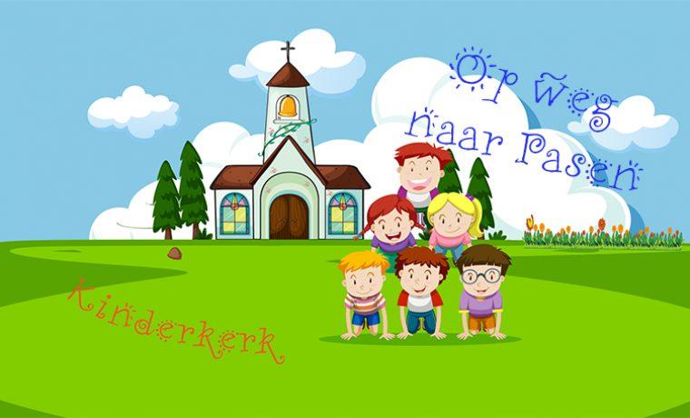 Kinderkerk on line
